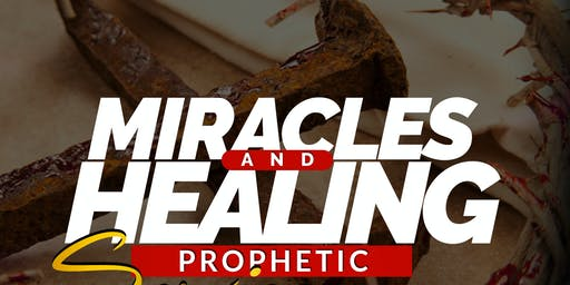 Miracles & Healing Service