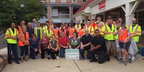 3rd Annual Old Bridge Road Clean-Up tickets