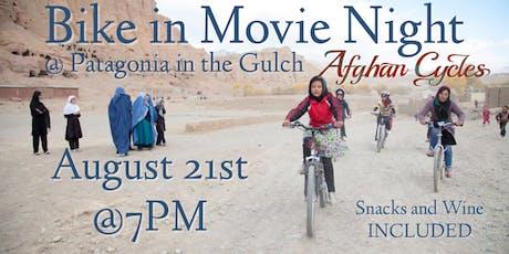 Bike in Movie Night: Afghan Cycles  tickets