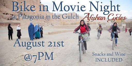Bike in Movie Night: Afghan Cycles