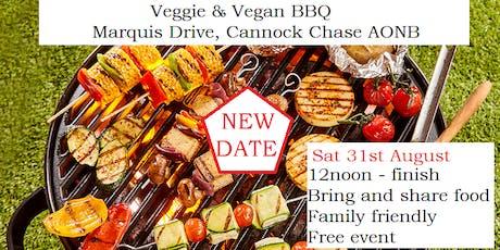 Veggie & Vegan BBQ tickets