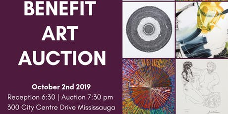 Benefit Art Auction tickets
