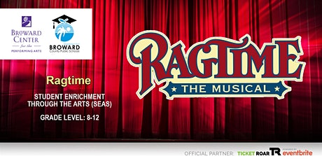 Chat Back for Ragtime tickets