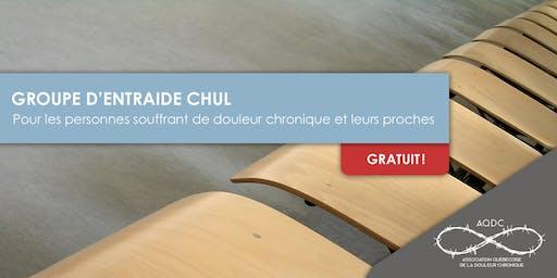 AQDC : Groupe d'entraide CHUL - 26 septembre 2019