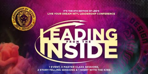 LIVE YOU DREAM LEADERSHIP CONFERENCE