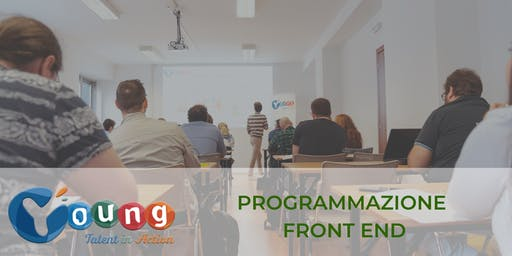Corso gratuito di Coding Front end: Javascript &Angular | Young Talent in Action 2019 | Roma