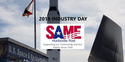 2019 Society of American Military Engineers- Huntsville Post Industry Day