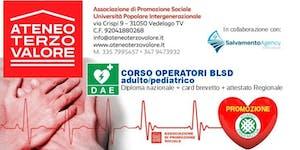 CORSO BLSD adulto pediatrico VEDELAGO accreditato Regio...