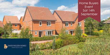 Home Buyers Event with David Wilson Homes tickets