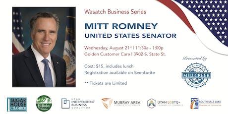 Wasatch Business Series tickets