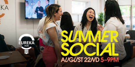 Eureka Summer Social tickets