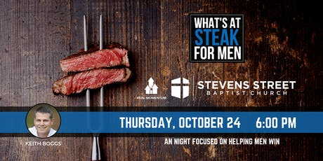 What's At Steak Night - Cookeville, TN tickets