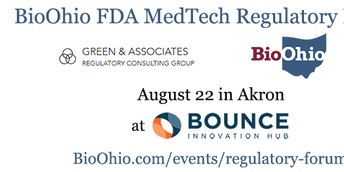 FDA MedTech Regulatory Forum