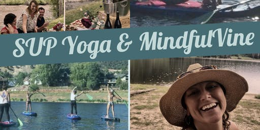 SUP Yoga & Mindful Vine