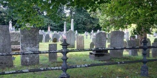 Preserving Historic Cemeteries Workshops