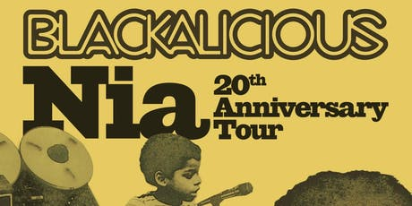 Blackalicious Live In Ottawa tickets