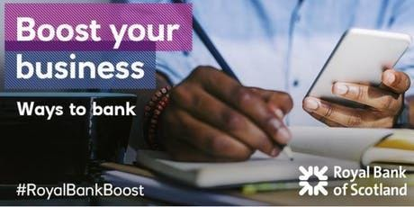 Boost Your Business - Ways To Bank tickets