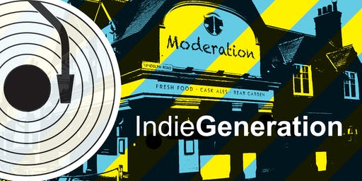 Indie Generation. Indie covers at the Moderation Reading