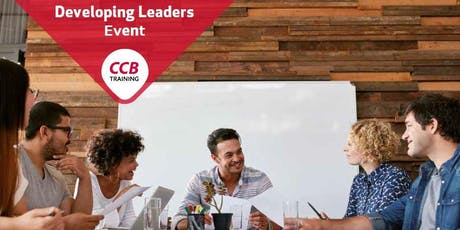 Developing Leaders through Coaching & NLP tickets