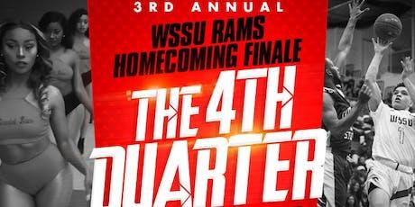 The 4th Quarter: Students vs Alumni Basketball Fundraiser (3rd Annual) tickets
