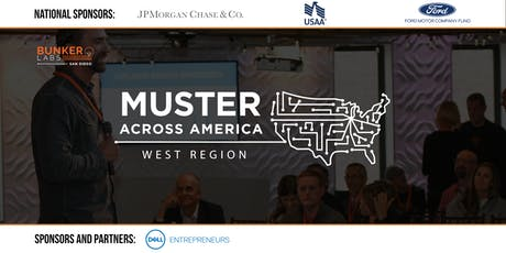 West Region Muster Across America Tour and San Diego Chapter Launch tickets