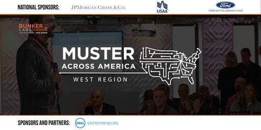 West Region Muster Across America Tour and San Diego Chapter Launch