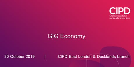 GIG Economy tickets