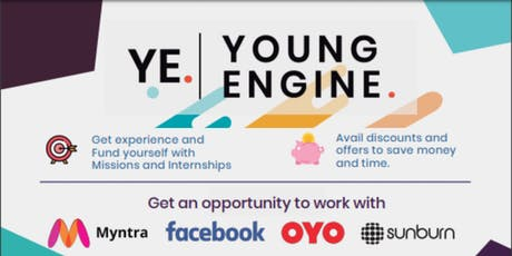 Young Engine Recruitments tickets