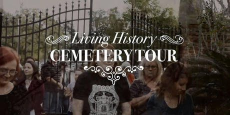 Living History Cemetery Tour tickets