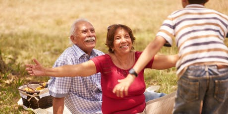 Alzheimer's disease & the Hispanic Community (Presented in English) tickets