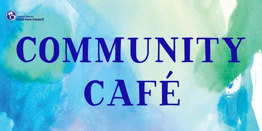 Community Café- August 2019