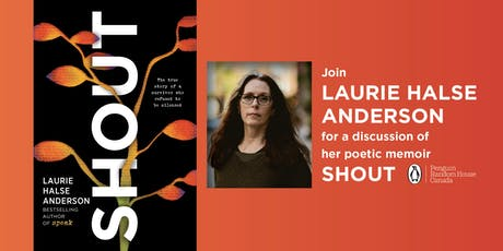 Laurie Halse Anderson at Book Warehouse tickets