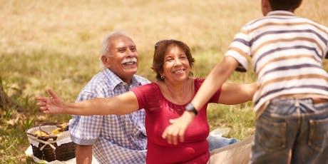 La enfermedad de Alzheimer y la comunidad hispana ( Presentado en español) tickets