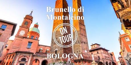 BRUNELLO ON TOUR - BOLOGNA biglietti