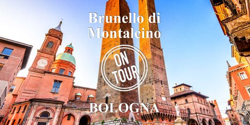 BRUNELLO ON TOUR - BOLOGNA