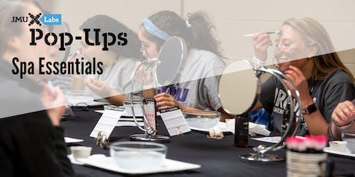 Pop-Up Workshop: Spa Essentials