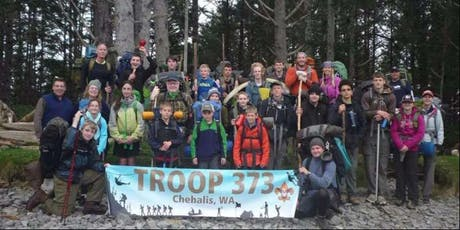 Friends of Troop 373- BBQ Dinner and Auction tickets