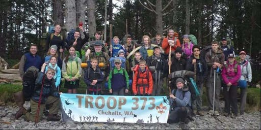 Friends of Troop 373- BBQ Dinner and Auction