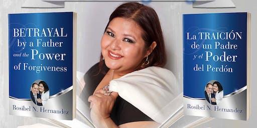 Book Signing/ Firma de Libros - Rosibel N. Hernandez