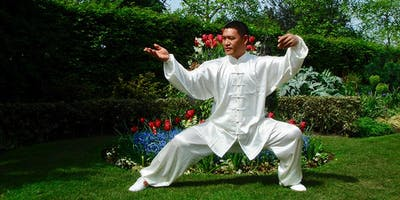 Master Liu Quanjun with The China Jiaozuo Tai Chi Cultural Tour