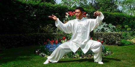 Master Liu Quanjun with The China Jiaozuo Tai Chi Cultural Tour tickets