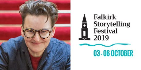 Falkirk Storytelling Festival: Mary Paulson-Ellis  tickets