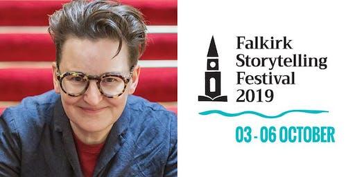 Falkirk Storytelling Festival: Mary Paulson-Ellis