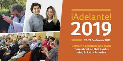 Adelante Latin America conference 2019