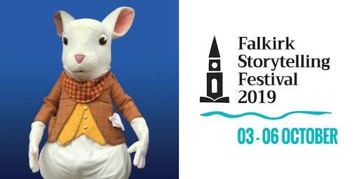 Falkirk Storytelling Festival: Wonderland Storytime