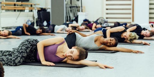 BalletFit with English National Ballet