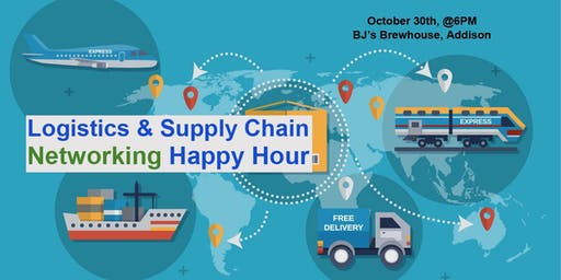 Logistics and Supply Chain Networking Happy Hour