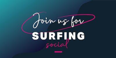 Women's Letzshare Social Surf