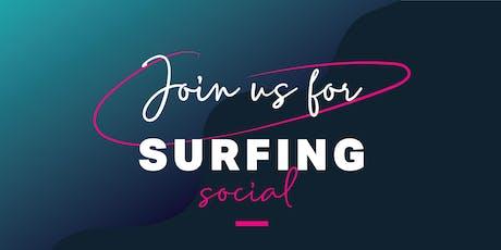 Women's Letzshare Social Surf tickets