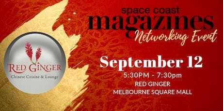 SpaceCoast Magazines Networking Event tickets